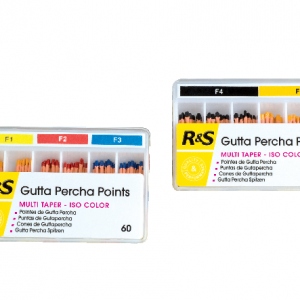 Multi teiperine Gutta percha