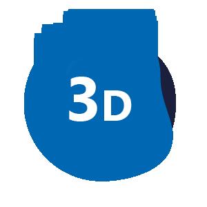 3D įranga